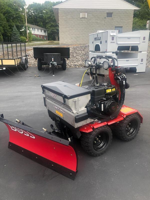 2020 BOSS SNOWRATOR Other Trailer