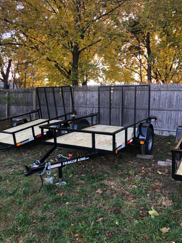 2021 Cross Country Manufacturing 58 Utility Trailer