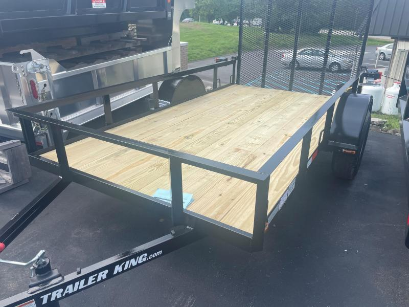 2022 Cross Country Manufacturing 5835 Utility Trailer