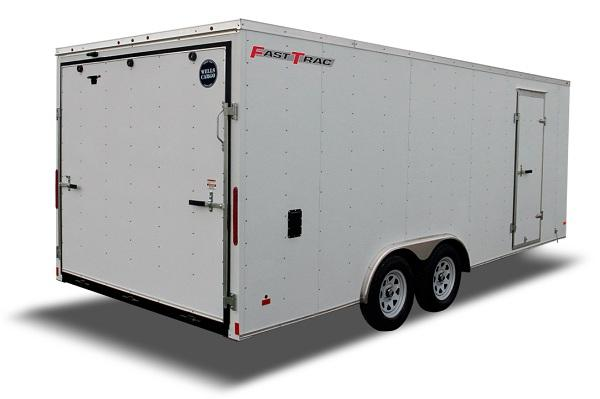 2020 Wells Cargo FT8520T2 Enclosed Cargo Trailer
