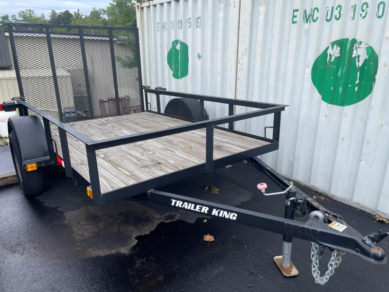 2017 Cross Country Manufacturing 58R Utility Trailer