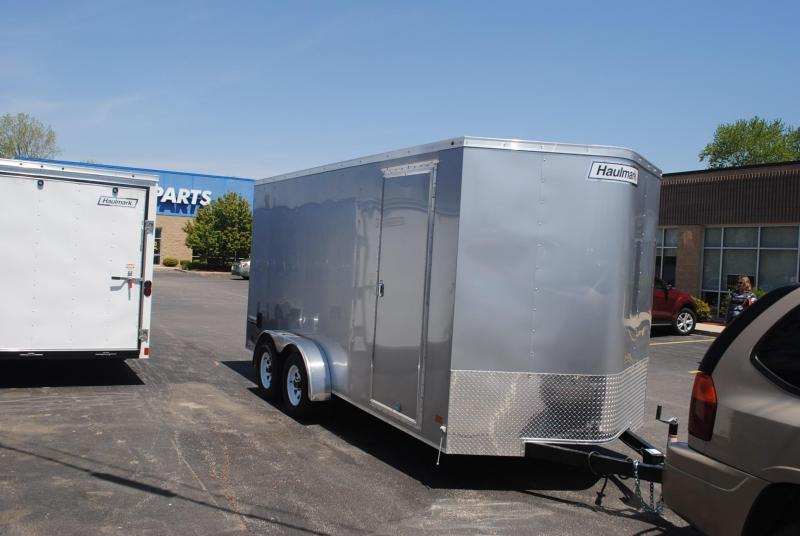 2021 Haulmark 716 passport dbl Enclosed Cargo Trailer