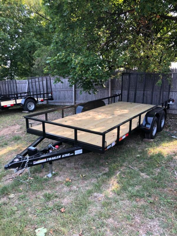 2021 Cross Country Manufacturing 616TL7K Utility Trailer