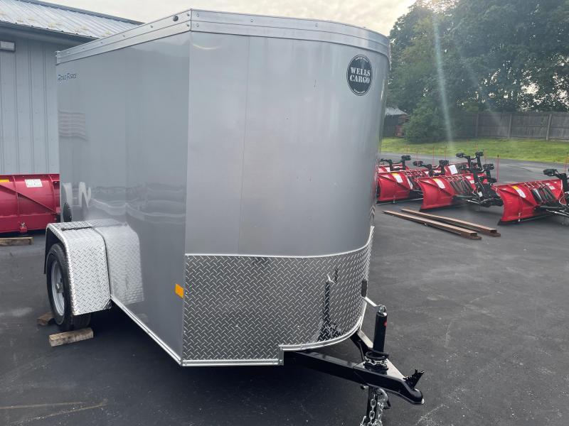 2022 Wells Cargo RFV58S2 Enclosed Cargo Trailer