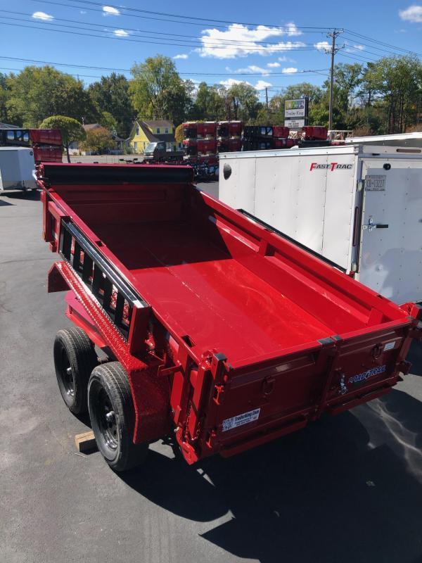 2021 Load Trail 510LP Dump Trailer