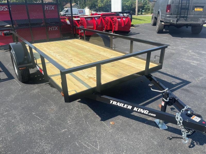 2021 Cross Country Manufacturing 61235 Utility Trailer