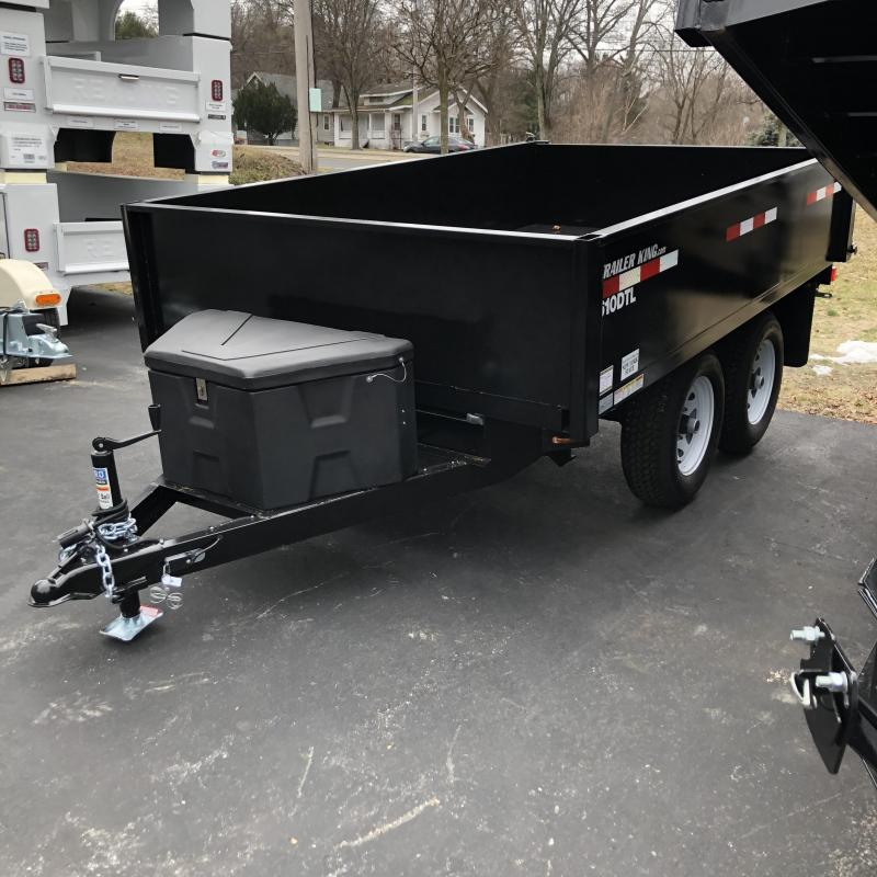 2021 Cross Country Manufacturing cc610do Dump Trailer