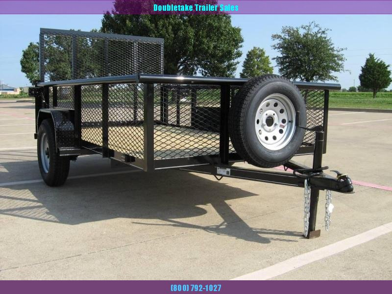 2020 Tiger T6X10SA Open Utility Trailer