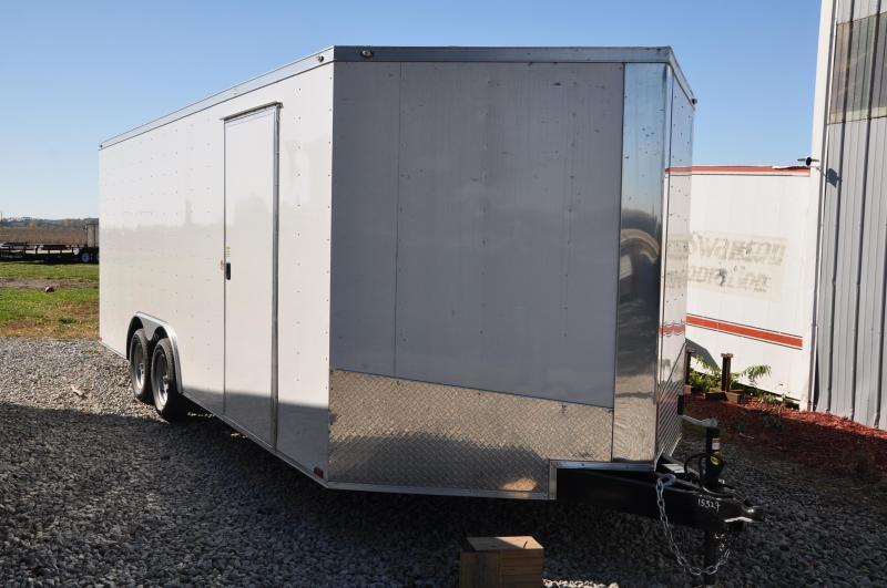 2020 Spartan Cargo s8520TA2 Enclosed Cargo Trailer