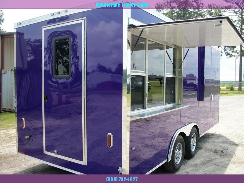 2021 Other 8.5X20C Vending / Concession Trailer