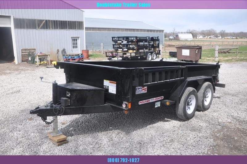 2020 Liberty LD72X12 Dump Trailer