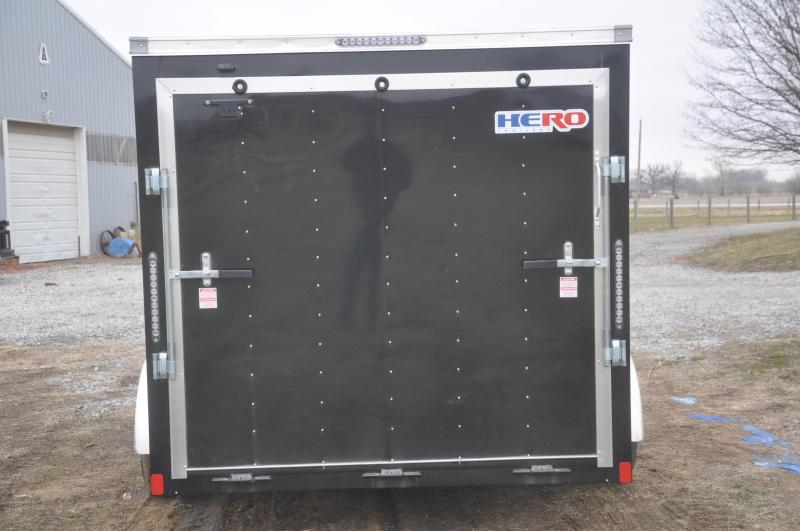 2020 Bravo Trailers H7x14TA Enclosed Cargo Trailer