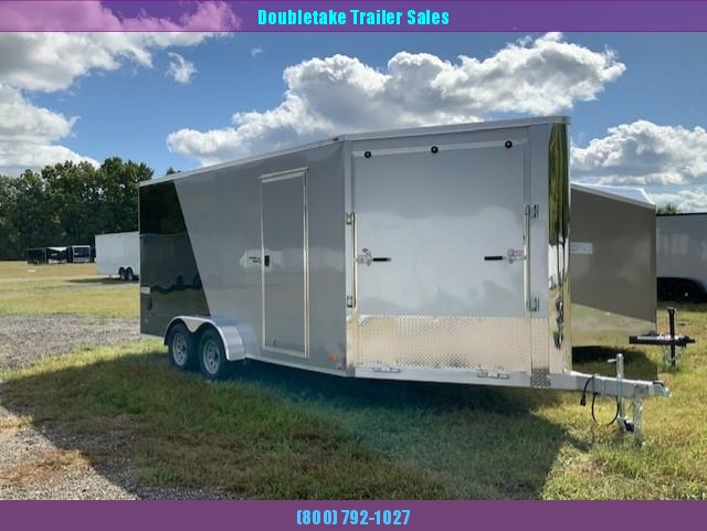 2020 Bravo Trailers SSAC716TA2 Snowmobile Trailer