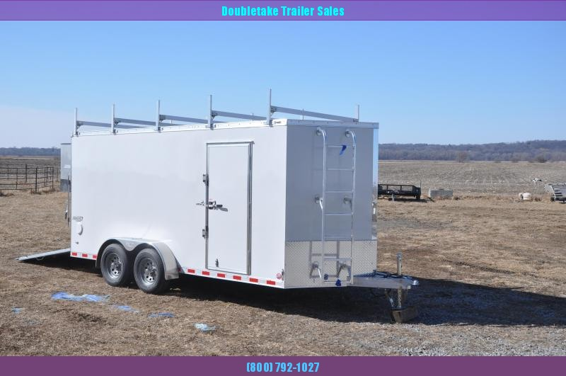 2020 Bravo Trailers AST7x16 Enclosed Cargo Trailer