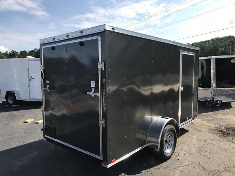 2020 Spartan 6X12SA Enclosed Cargo Trailer