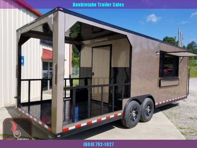 2019 Other RFMK24P Vending / Concession Trailer