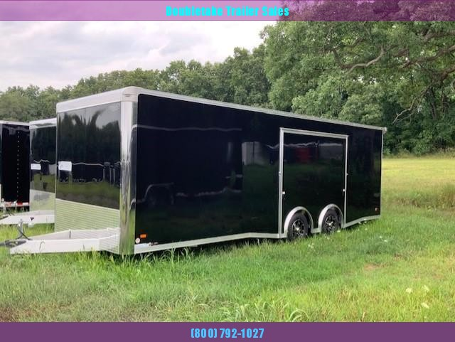2020 Bravo Trailers SSA8524TA Car / Racing Trailer