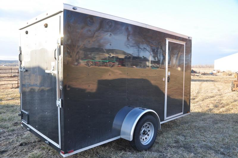 2020 Spartan Cargo 6x12SA Enclosed Cargo Trailer