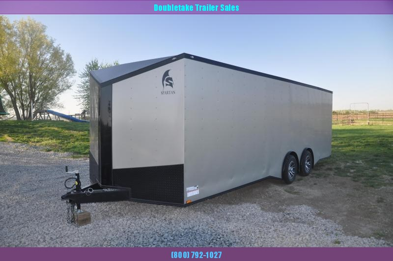 2021 Spartan 8.5X24TTA Car / Racing Trailer