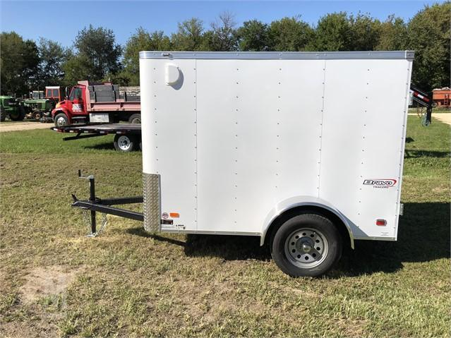 2020 Bravo Trailers SC58SA Enclosed Cargo Trailer