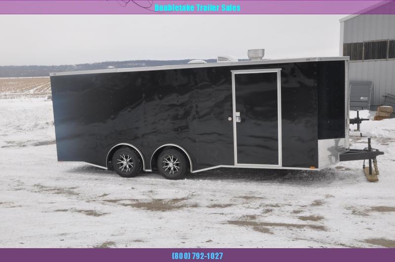 2020 Spartan 8.5X20TA2 Car / Racing Trailer