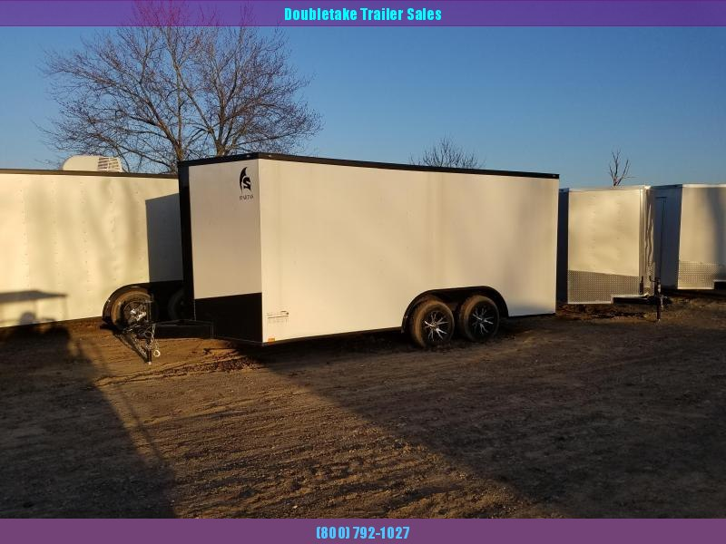 2020 Spartan 85X16TA Enclosed Cargo Trailer