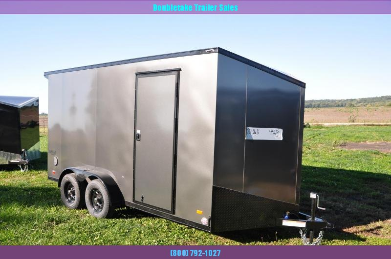 2020 Bravo Trailers SC714TA2 Enclosed Cargo Trailer