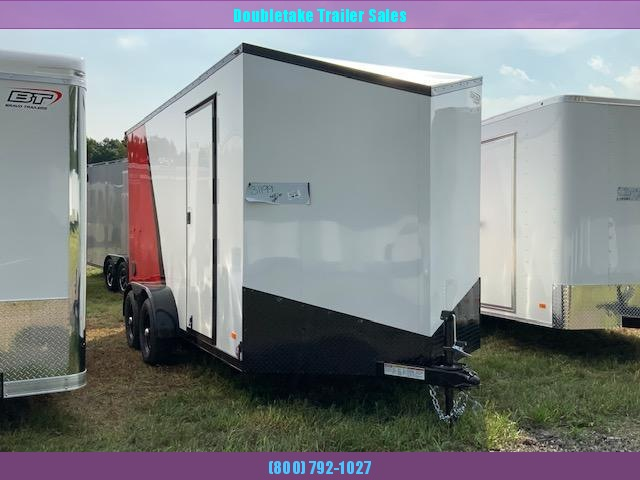 2021 Bravo Trailers SC714TA2 Motorcycle Trailer