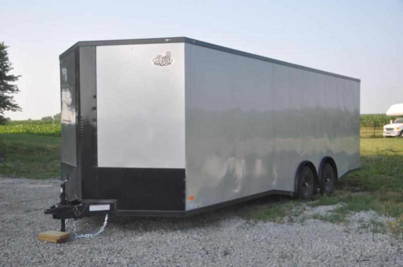 2020 Covered Wagon Trailers 8.5x24TA3 Car / Racing Trailer