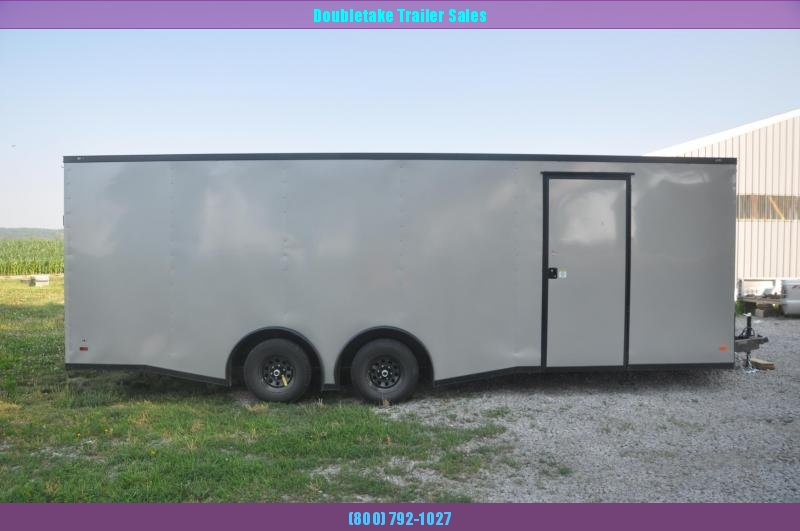 2020 Covered Wagon Trailers 8.5x24TA3 Car / Racing Trailer