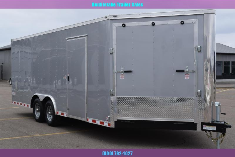 2020 Bravo Trailers ST8520TA3 Snowmobile Trailer