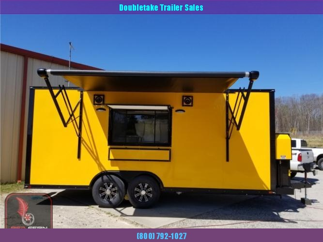 2021 Other 8.5X20TA Vending / Concession Trailer