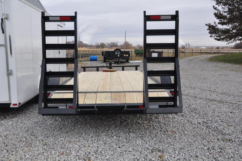 2020 Bulldog 14KEQ Open Equipment Trailer