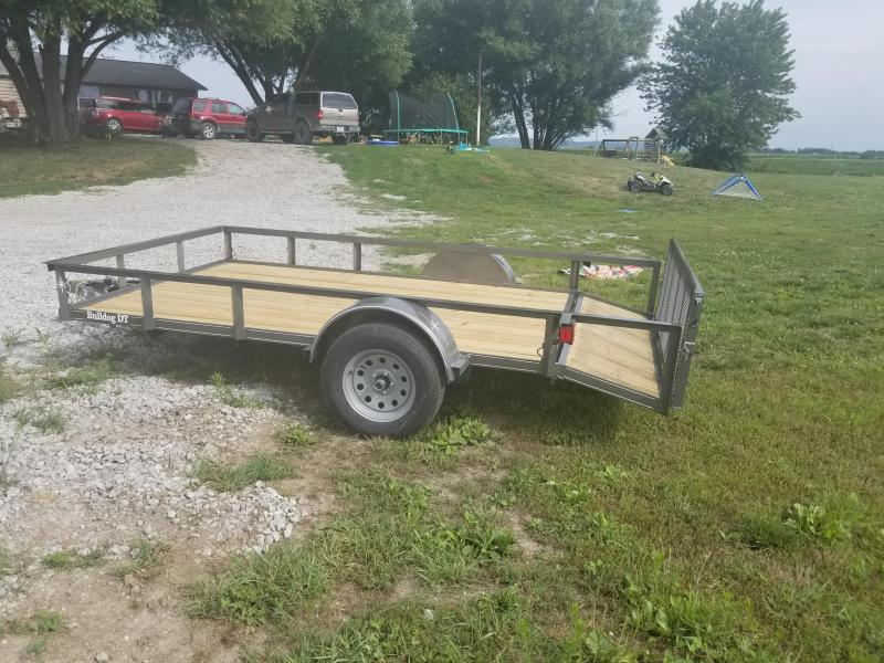 2020 Bulldog DT76X12 Open Utility Trailer