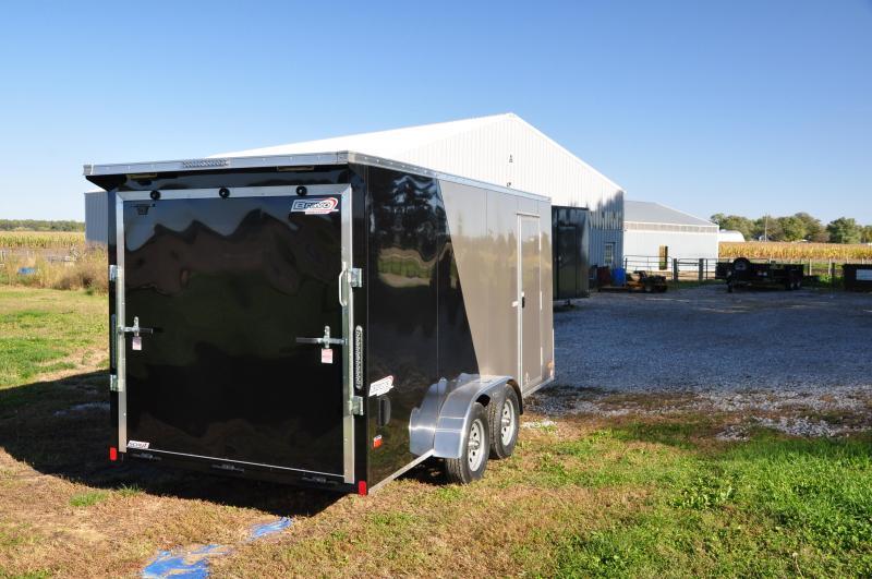 2020 Bravo Trailers SC716TA Enclosed Cargo Trailer