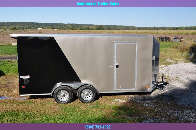 2020 Bravo Trailers SC716TA Enclosed Cargo Trailer