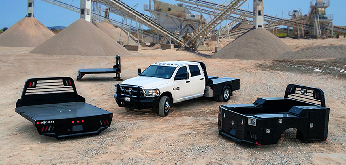 Norstar Cm Truck Bed Dealer In Central Texas 3w Truck Beds