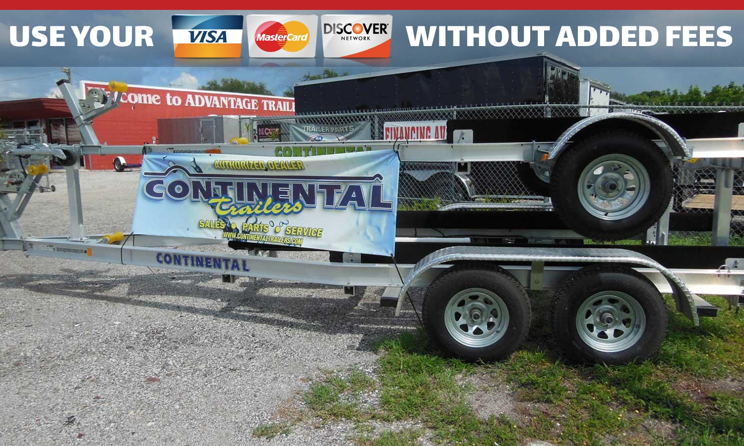 Home Advantage Trailer Company New Used Trailers For