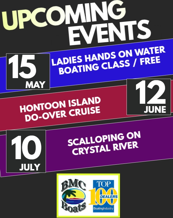Cruise club events
