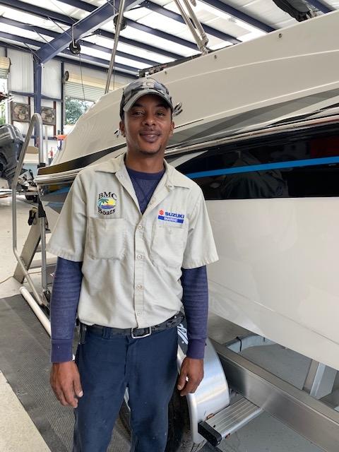 Pierre Davis - Technician