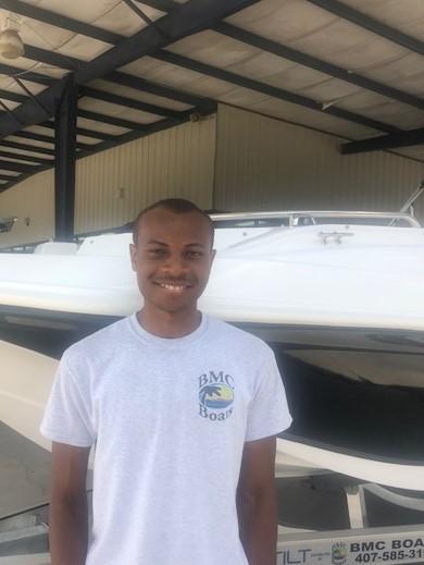 Walker Allen - Boat Washer