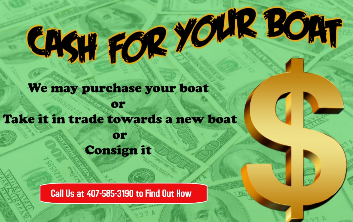 Cash for your boat