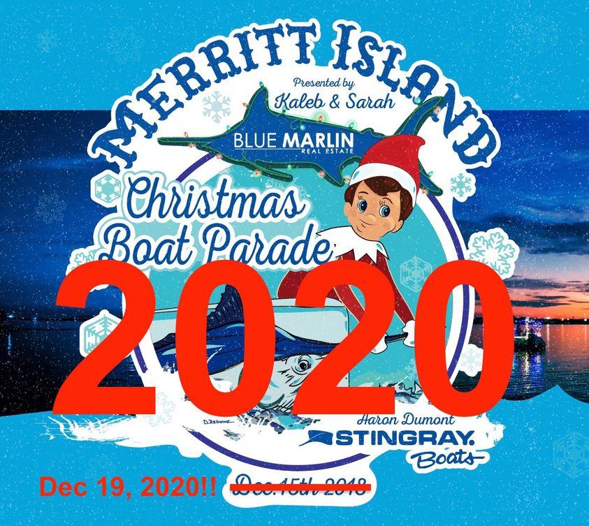 2020 Merritt Island Boat Parade