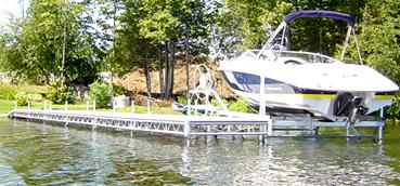 Brown's Marina 1641 Chaffeys Lock Rd Aluminum Boat