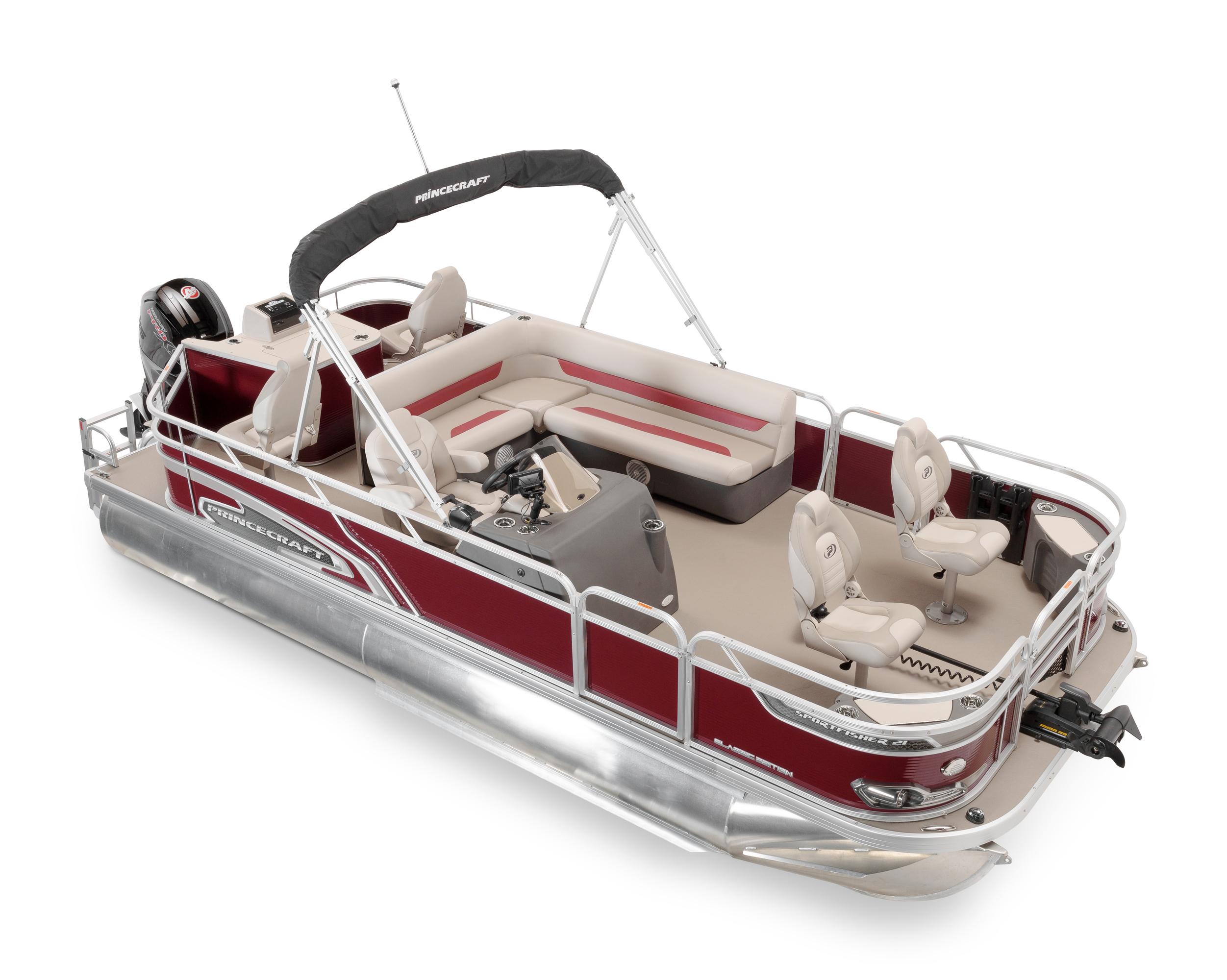 Rentals Brown's Marina Sportfeisger 21-4S