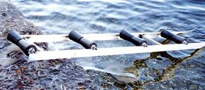 Brown's Marina 1641 Chaffeys Lock Rd Roller Ramp System