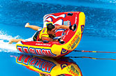 Brown's Marina Sport Stuff water toys