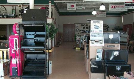 BS Trailer Sales Parts Department