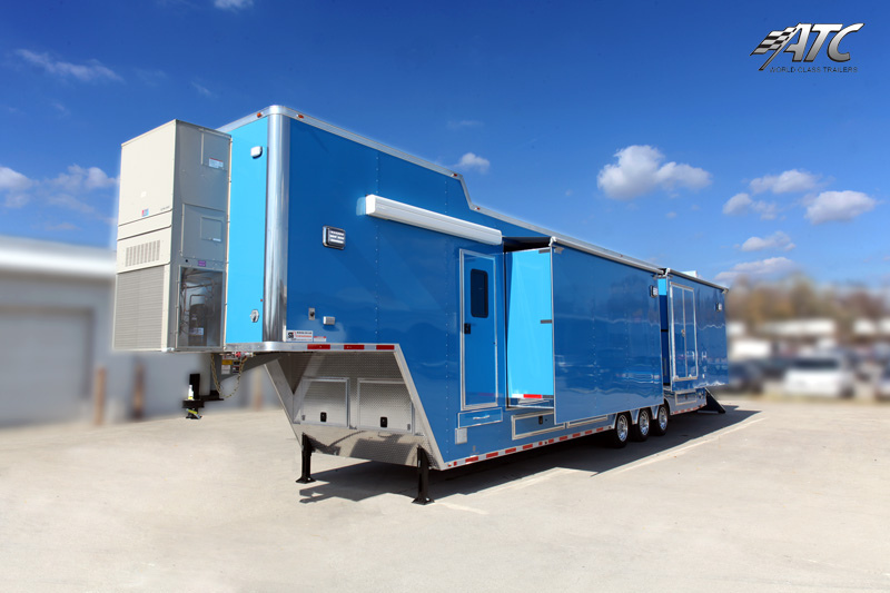 ATC command center trailer
