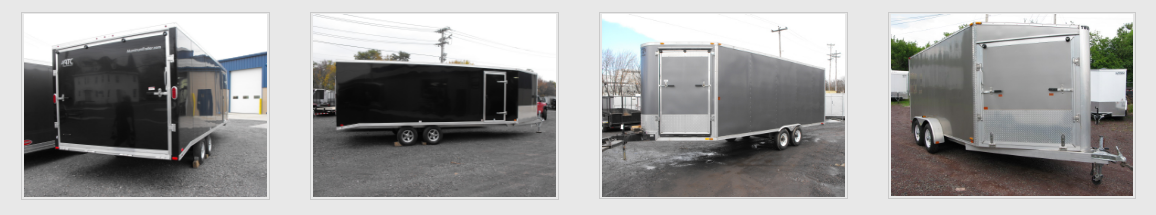 Snowmobile trailers in pa